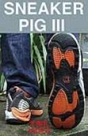 #394 Sneaker Pig III