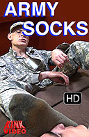 #5039 Army Socks