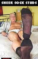 #212 Sheer Sock Studs